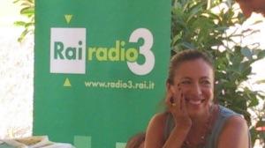 Silvia Sichel al Festival della letteratura di Mantova